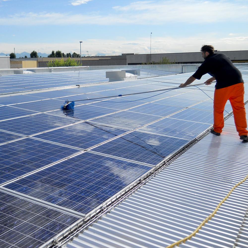 Installazione pannelli solari - Synthesis