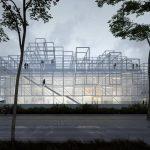 realizzazione del rivestimento edilizio